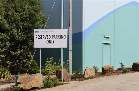 permits and reserved parking