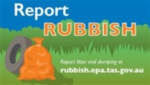 Report Rubbish