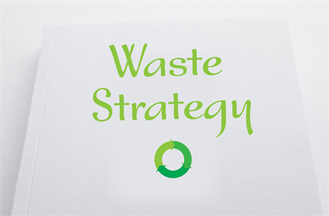 our waste strategy